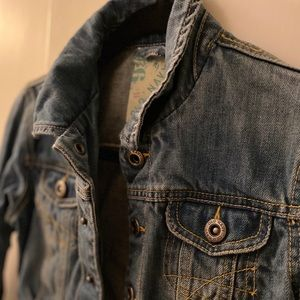 Old Navy Kids Jean Jacket